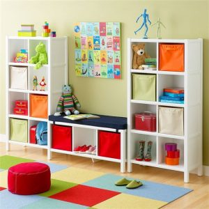 Children's Play Room Organizing by Simply Organized