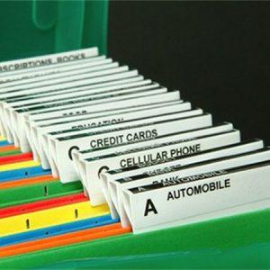 Simply Organized Professionally Organizes Paperwork